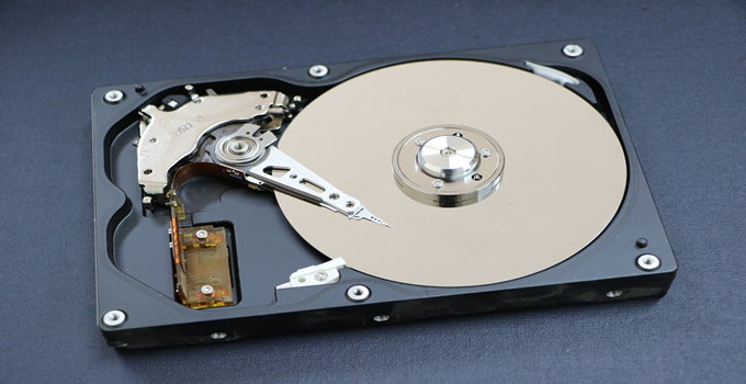 hp data recovery