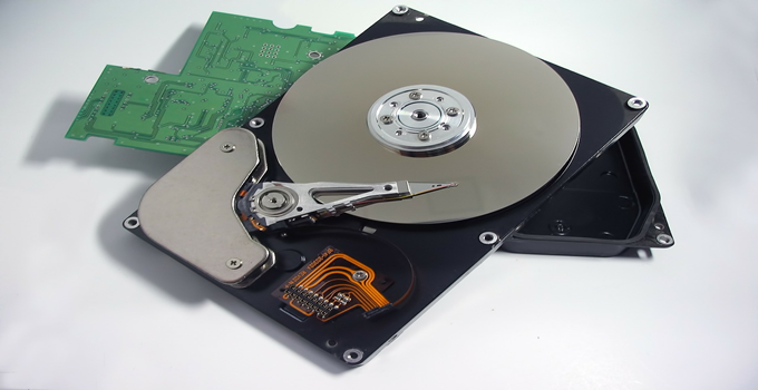 standard data recovery
