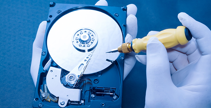 emergency data recovery
